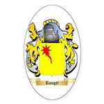 Rouget Sticker (Oval)