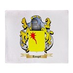Rouget Throw Blanket