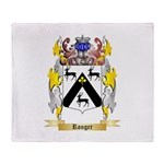 Rouger Throw Blanket