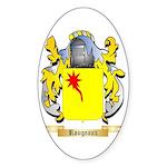 Rougeaux Sticker (Oval 50 pk)
