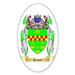 Rouen Sticker (Oval 50 pk)