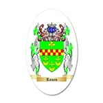 Rouen 35x21 Oval Wall Decal