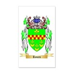 Rouen 35x21 Wall Decal