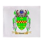 Rouen Throw Blanket