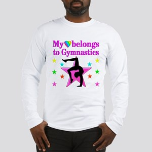 GYMNAST GIRL Long Sleeve T-Shirt