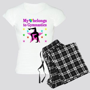 GYMNAST GIRL Women's Light Pajamas