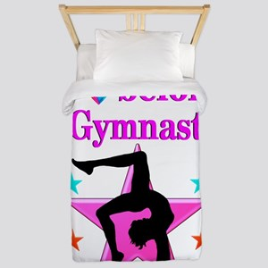 GYMNAST GIRL Twin Duvet