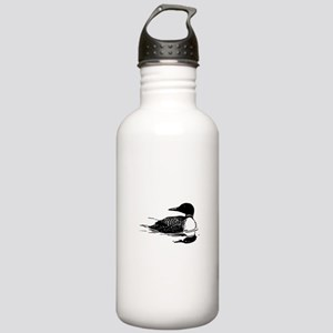 Common Loon Stainless Water Bottle 1.0L