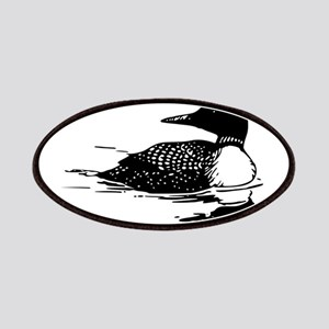 Common Loon Patch
