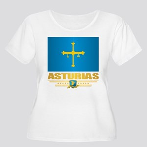 Asturias Plus Size T-Shirt