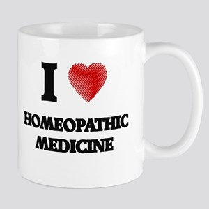 I love Homeopathic Medicine Mugs