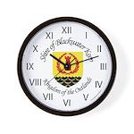 Blackwater Keep Wall Clock