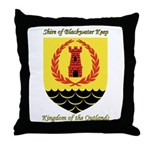 Blackwater Keep Throw Pillow