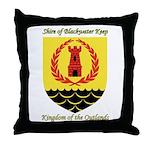 Blackwater Keep Throw Pillow