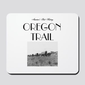 ABH Oregon National Historic Trail Mousepad