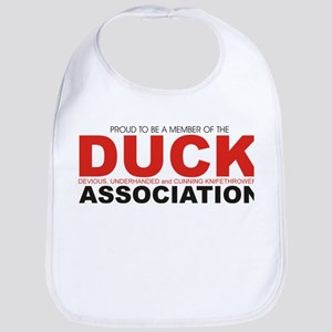DUCK: Knifethrowing Associati Bib