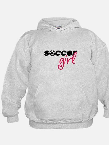 Cute Womens soccer Hoodie