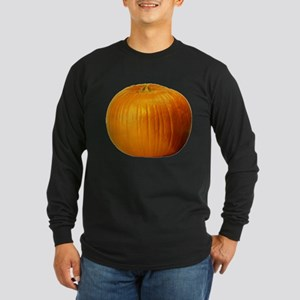 PUMPKIN Long Sleeve Dark T-Shirt