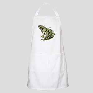 Leopard Frog BBQ Apron
