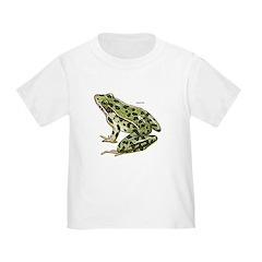 Leopard Frog T