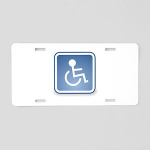 Tango preferences desktop a Aluminum License Plate