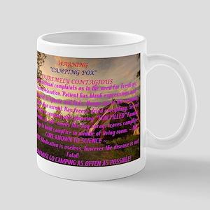 Camping Pox Mugs