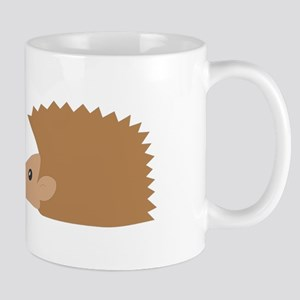 Porcupine face Mugs