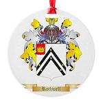 Rothwell Round Ornament