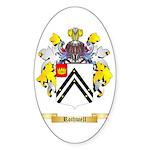 Rothwell Sticker (Oval 50 pk)
