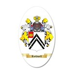 Rothwell 35x21 Oval Wall Decal