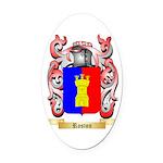 Roston Oval Car Magnet