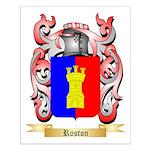 Roston Small Poster