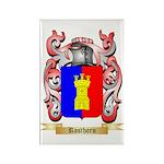 Rosthorn Rectangle Magnet (100 pack)