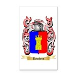 Rosthern Rectangle Car Magnet