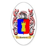 Rosthern Sticker (Oval 50 pk)