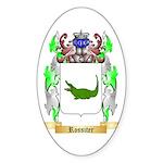 Rossiter Sticker (Oval 50 pk)