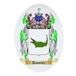 Rossiter Oval Ornament