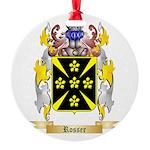 Rosser Round Ornament