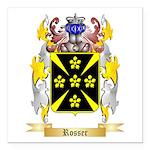 Rosser Square Car Magnet 3