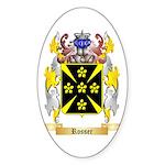 Rosser Sticker (Oval)