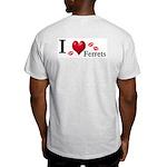 Light T-Shirt (front pocket/back graphic)