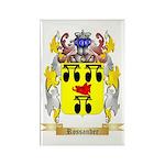 Rossander Rectangle Magnet (10 pack)