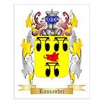 Rossander Small Poster