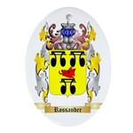 Rossander Oval Ornament