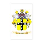 Rossall Sticker (Rectangle)