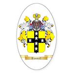 Rossall Sticker (Oval)