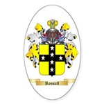 Rossall Sticker (Oval 10 pk)