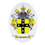 Rossall Oval Ornament