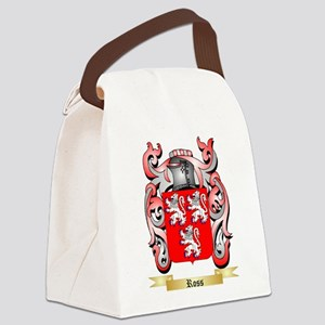 Ross Canvas Lunch Bag