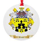 Ross (Ireland) Round Ornament